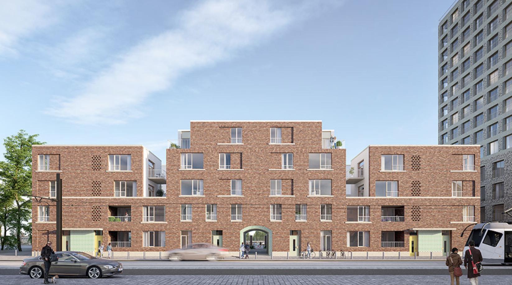Nieuw project in de kijker: Stapelplein